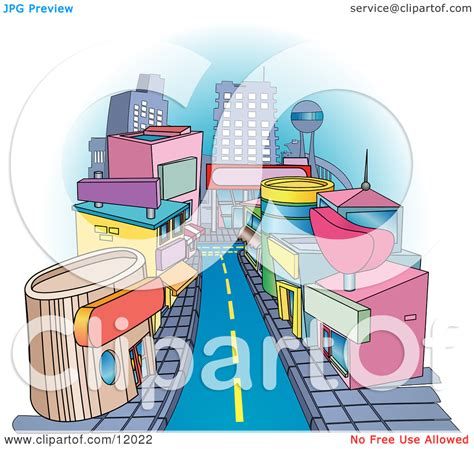 Downtown Clipart