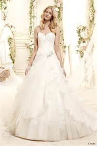 wedding gowns 2015 colet 2015 wedding dresses wedding inspirasi