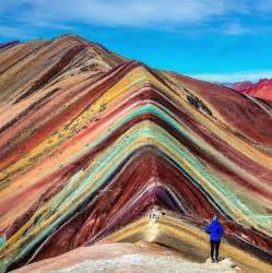 the colors of the mountain fact check are the rainbow mountains of peru real