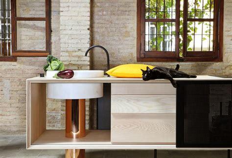 le cuisine design une cuisine design fonctionnelle et innovante sign 233 e mut