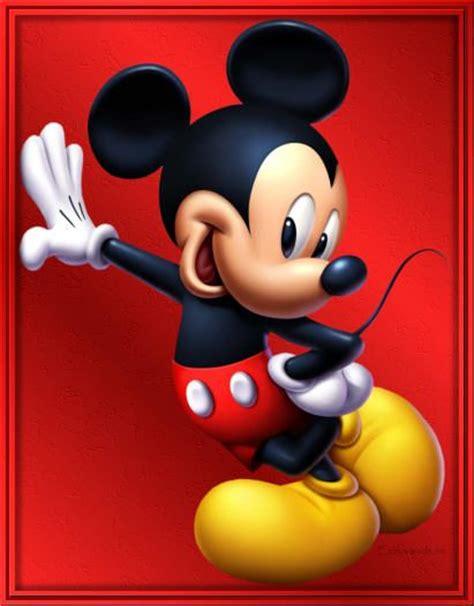 imagenes geniales de mickey mouse fondo de decoracion para cuartos de ni 241 os dibujos