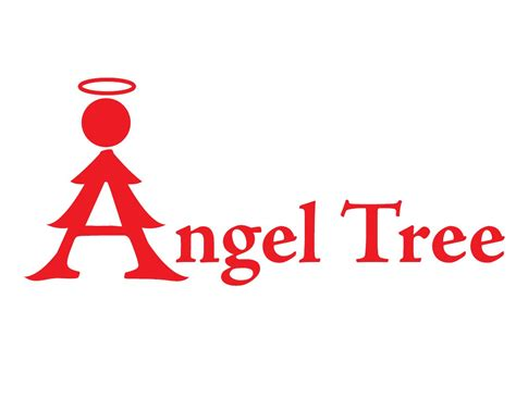 angel tree free clipart 36