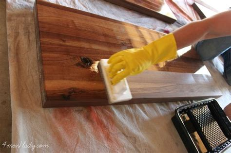 diy wood countertop sealer best 25 diy butcher block countertops ideas on