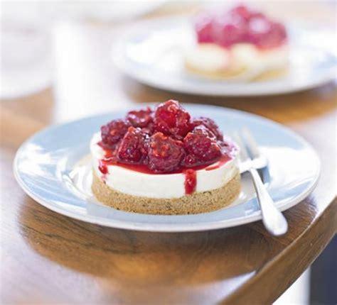 recipes with raspberries manuka honey cheesecake with raspberries recipe bbc good