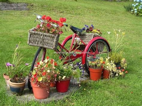 garden decoration ideas upcycled garden art projects recycled things