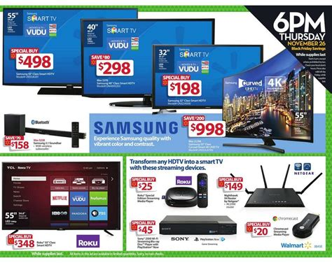 black friday prices at walmart best black friday 2016 deals for tech savvy folks cyber