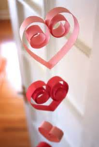 Diy Heart Decorations 30 Fun And Easy Diy Valentines Day Crafts Kids Can Make