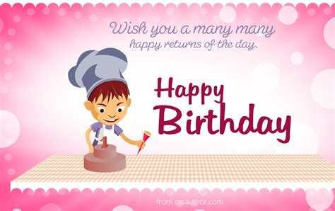 template photoshop happy birthday beautiful birthday greetings card psd for free download