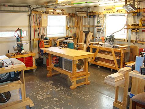 woodworking shop plans small shop layout design small woodworking shop design