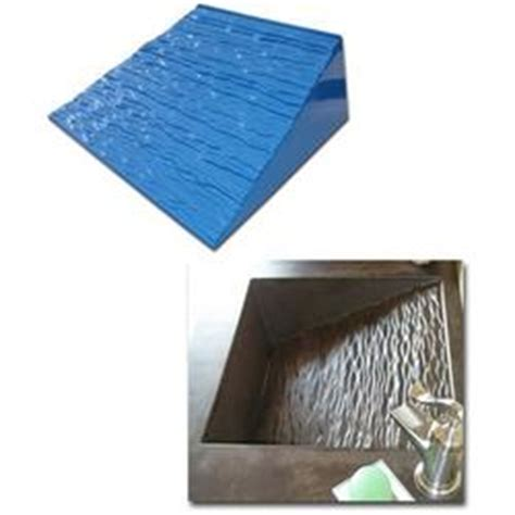Fiberglass Concrete Sink Molds   Bathroom Drain