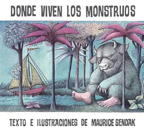 leer libro e donde viven los monstruos where the wild things are historias para dormir en linea gratis donde viven los monstruos