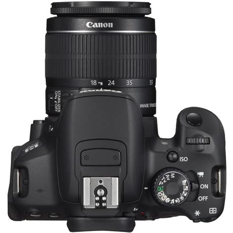 Kamera Canon 650d Ef S 18 55 Is Ii Kit canon eos 650d 18mp obiectiv ef s 18 55mm is emag ro