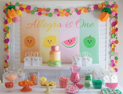 8 Fruity Inspired Accessories by Tutti Frutti Themed Birthday Wish