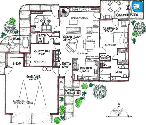 large bungalow floor plans 3 bedroom 2 bath bungalow house plan alp 07wu