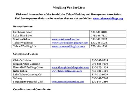 Wedding Vendor by Chicago Wedding Shortcuts