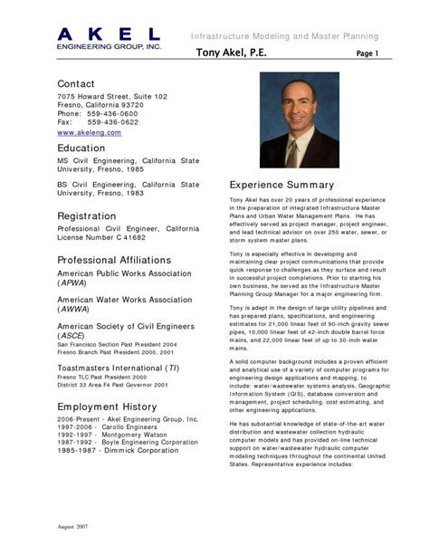 resume for civil engineer in 2016 2017 resume 2018