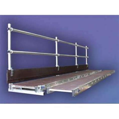 Youngman Boards With Handrails youngman youngman superboard 3 0m staging handrail system
