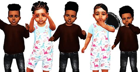 ebonix sims 4 child my sims 4 blog hair clothing shoes and accessories for