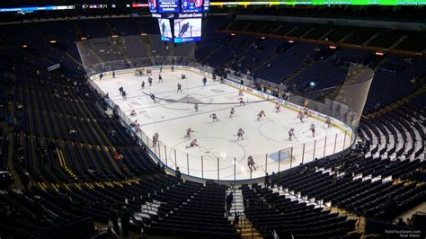 Section 314 A by Scottrade Center Section 314 St Louis Blues Rateyourseats