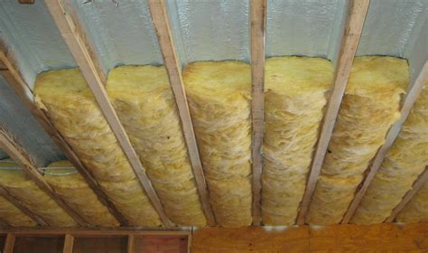 Ceiling Insulation Batts by Flash And Batt Insulation Greenbuildingadvisor