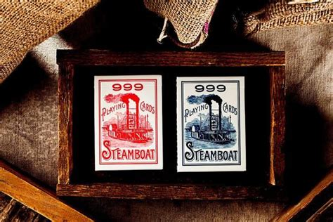 steam boat games steamboat playing cards