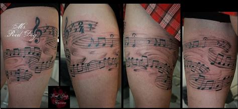 thigh band tattoo designs 7 band tattoos
