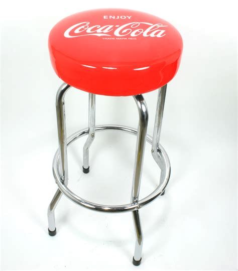 Coca Cola Stools by Coca Cola Stool