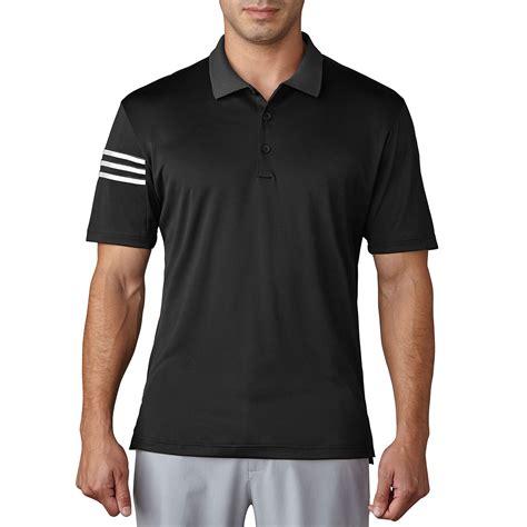 Polo Shirt Adidas Stripe Olog adidas golf 2017 mens climacool 3 stripes club crestable