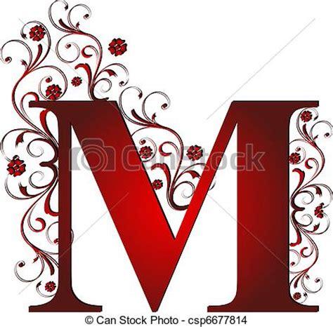 M Drawing Photo by Dessin De M Lettre Rouges Capital Capital Lettre M