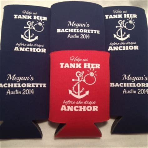 a list of Bachelorette party sayings for your custom koozies