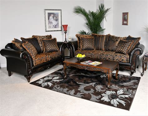 2 piece living room set pieces included in this set