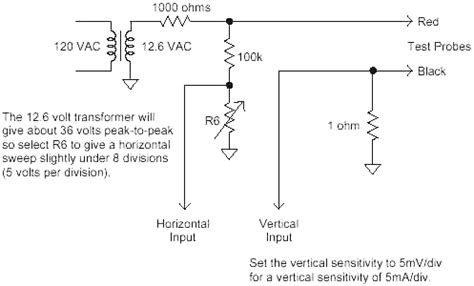 diode curve tracer schematic curve tracers