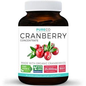 Do Cranberry Pills Help Detox by Ranking The Best Cranberry Pills Of 2018