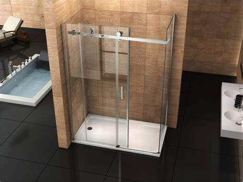 box doccia 70x120 box doccia anta fissa con apertura scorrevole vetro