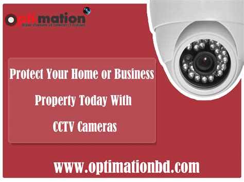 cctv protect your home or business property