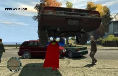 gta san andreas superman mod game play online games world for gamers february 2014