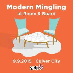 room and board culver city modern mingling at room board culver city events yelp