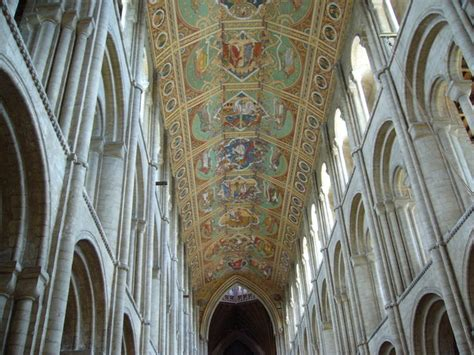 Cathedral Ceiling Painting by File The Painted Ceiling Ely Cathedral Geograph Org Uk
