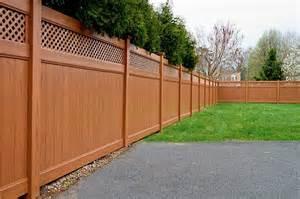 vinyl fence styles vinyl fence installation ct fence