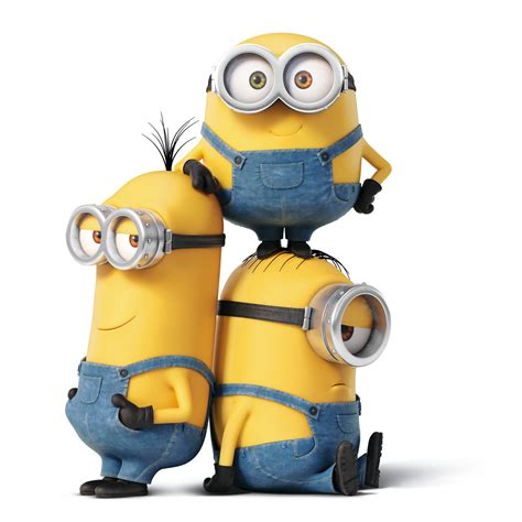 best of the minions despicable me 1 and despicable me 2 kevin stuart and bob get to know the adorable minions