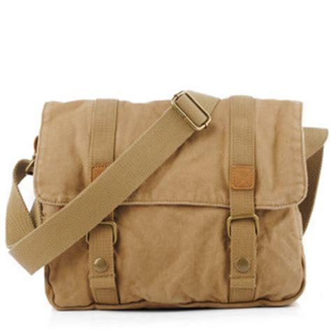 Uneed Duty Day Messenger Bag best khaki canvas school messenger bag 183 vintage rugged