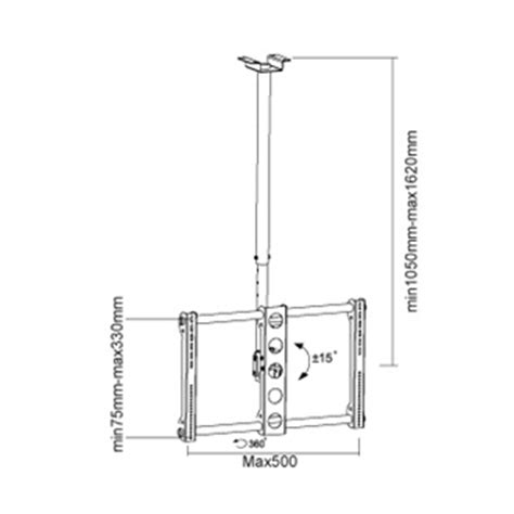 Tv Ceiling Brackets Uk by Tv Ceiling Brackets Television Ceiling Brackets
