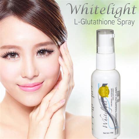Gluta Spray authentic whitelight sublingual l glutathione spray the