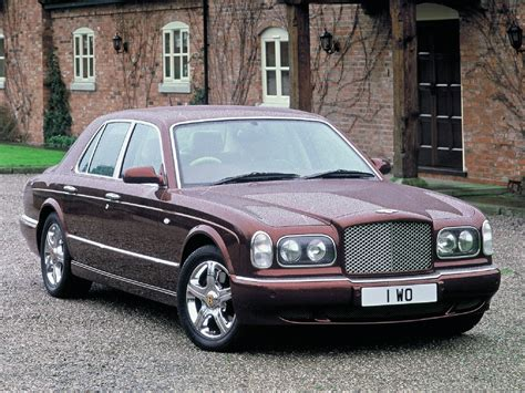 bentley arnage red label bentley arnage red label 1999 2000 2001 2002