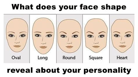 whats my face shape women quiz what does your face shape say about your personality