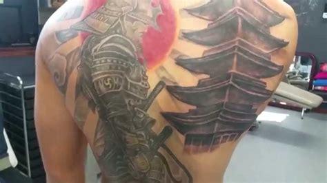 samurai warrior tattoo elaxsir