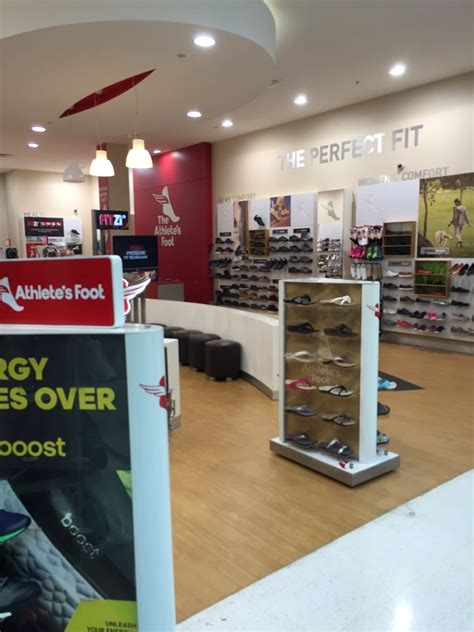 athlete shoe store athlete s foot shoe stores 125 riseley st booragoon