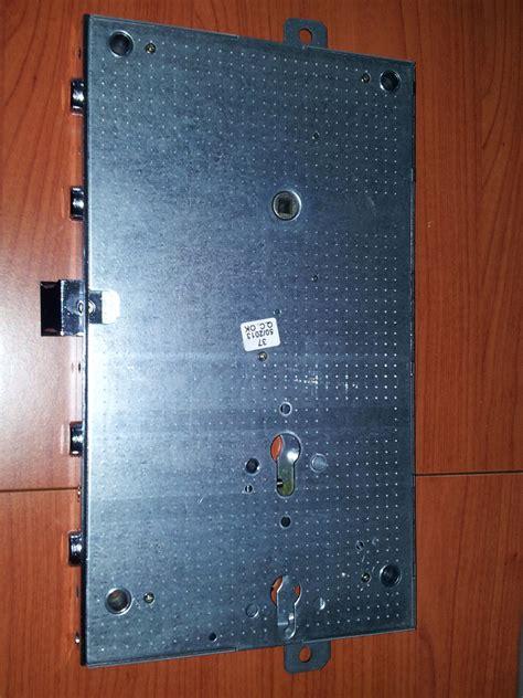 serratura per porte blindate serrature doppio cilindro europeo e doppio defender per