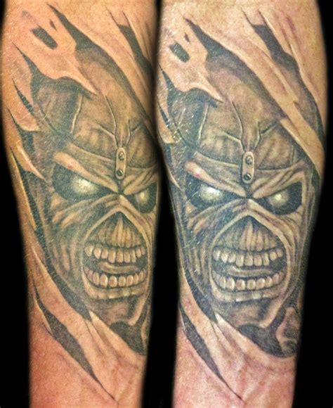 30 best iron maiden tattoos images on pinterest iron