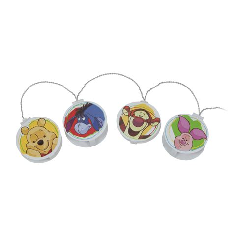 Disney Characters 10 String Lights From Endon Lighting Wwsm Disney String Lights